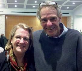 Anne Smith and John Van Maanen