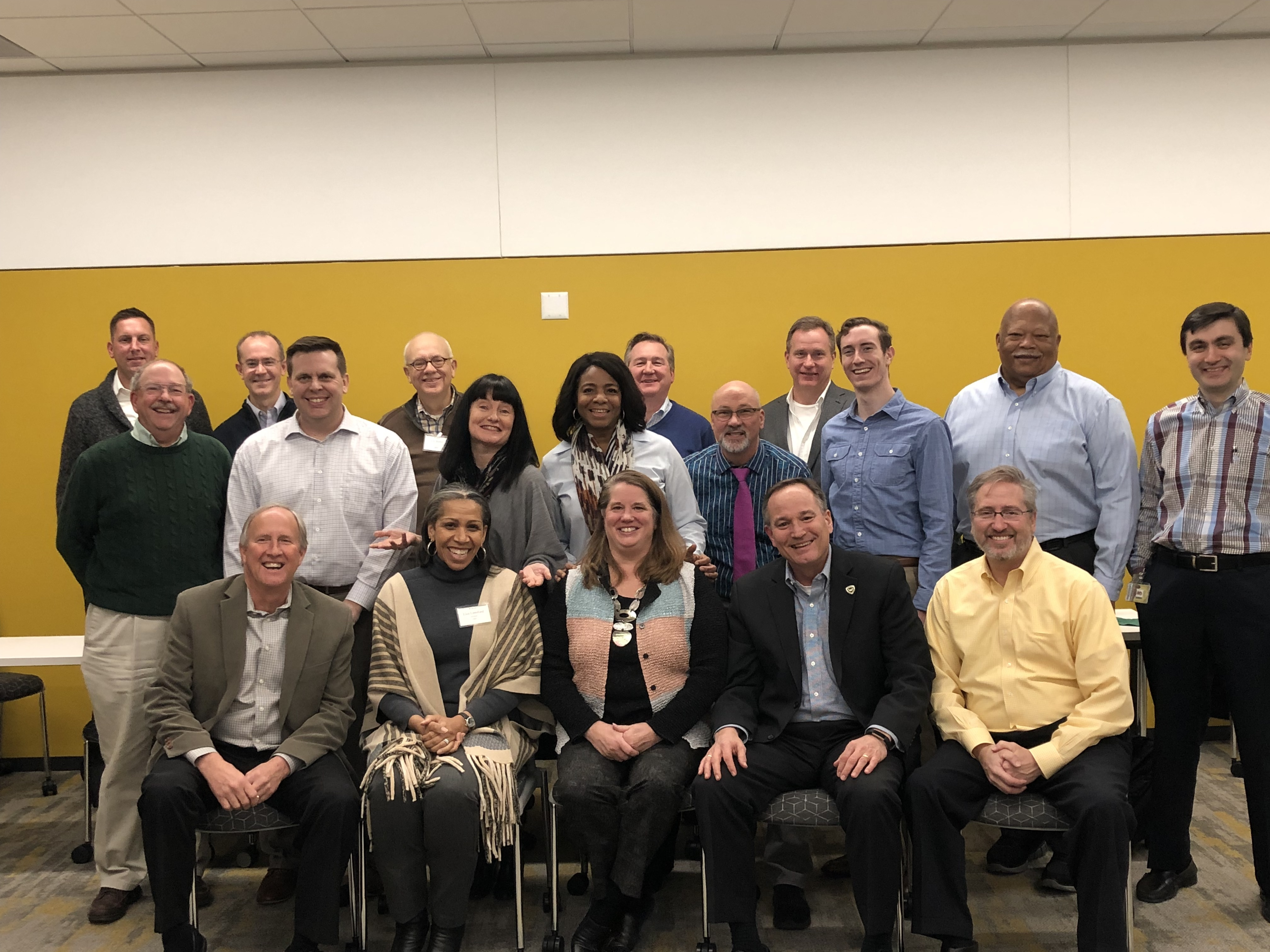 Wayne State University Mike Ilitch School of Business Global Supply Chain Advisory Board