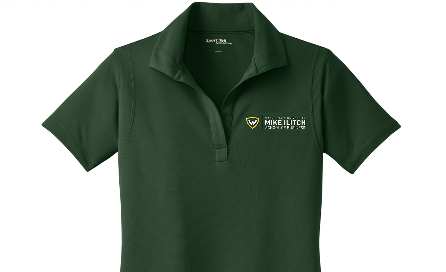 Order Your Exclusive Ilitch School Polo Shirt By May 13 Mike