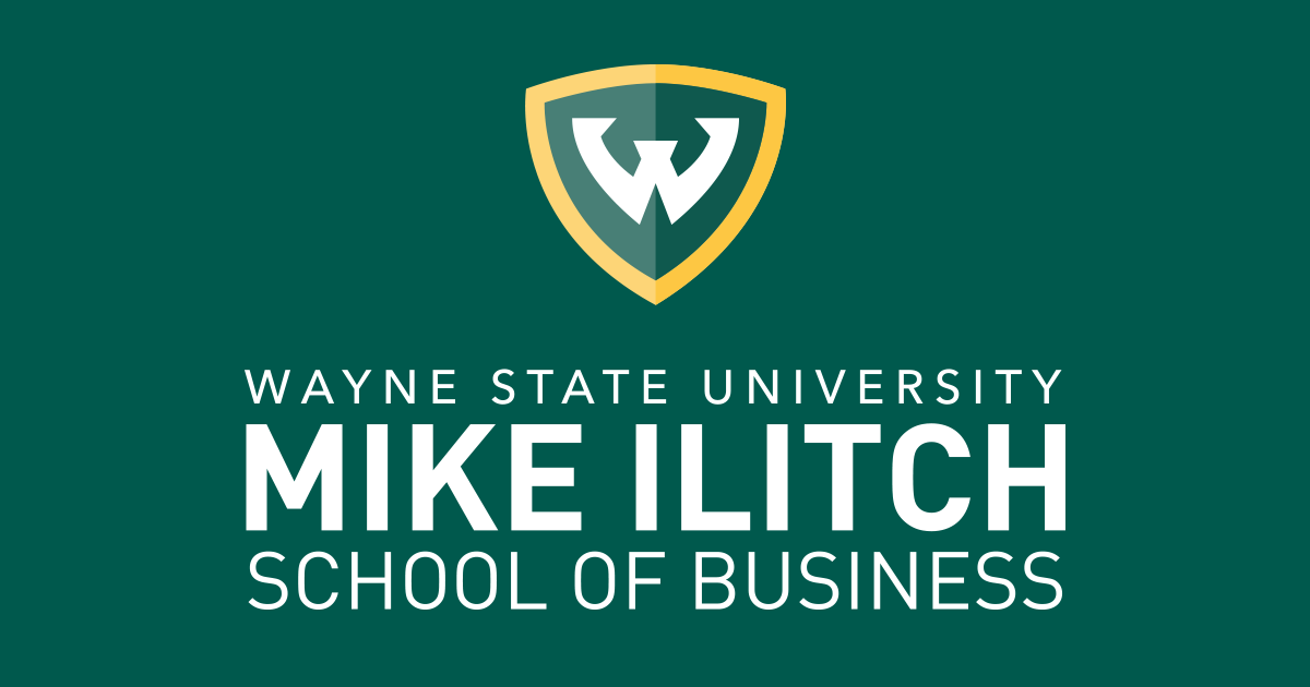 Master Of Science In Accounting M S A Mike Ilitch School Of Business Wayne State University