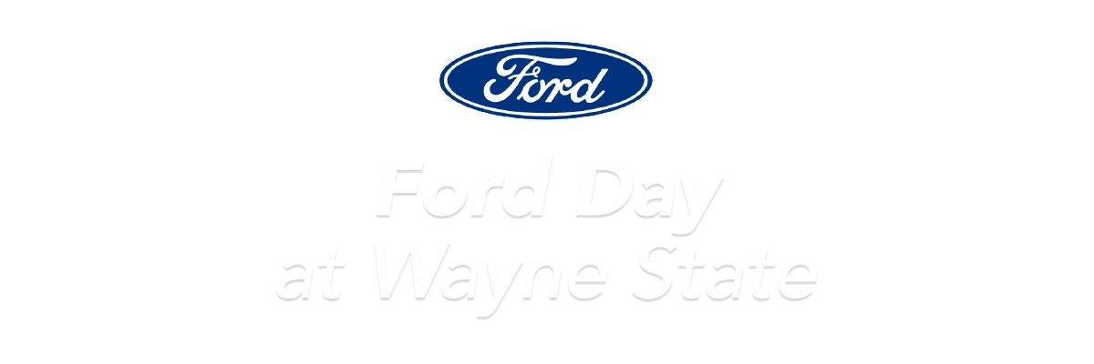 Ford Day at Wayne State